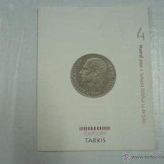 Catálogos y Libros de Monedas: IBERCOIN TARKIS. I SUBASTA PUBLICA 14 DE JULIO. MADRID 2010. TDK163. Lote 41047514