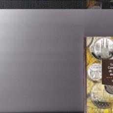 Catálogos y Libros de Monedas: LAS MONEDAS CONMEMORATIVAS DE LA CASA REAL DE LA MONEDA-1989/2012-. Lote 41854977