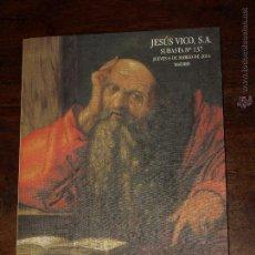 Catálogos y Libros de Monedas: CATALOGO SUBASTA NUMISMATICA Nº 137. JESUS VICO. 6 MARZO 2014. Lote 42293799