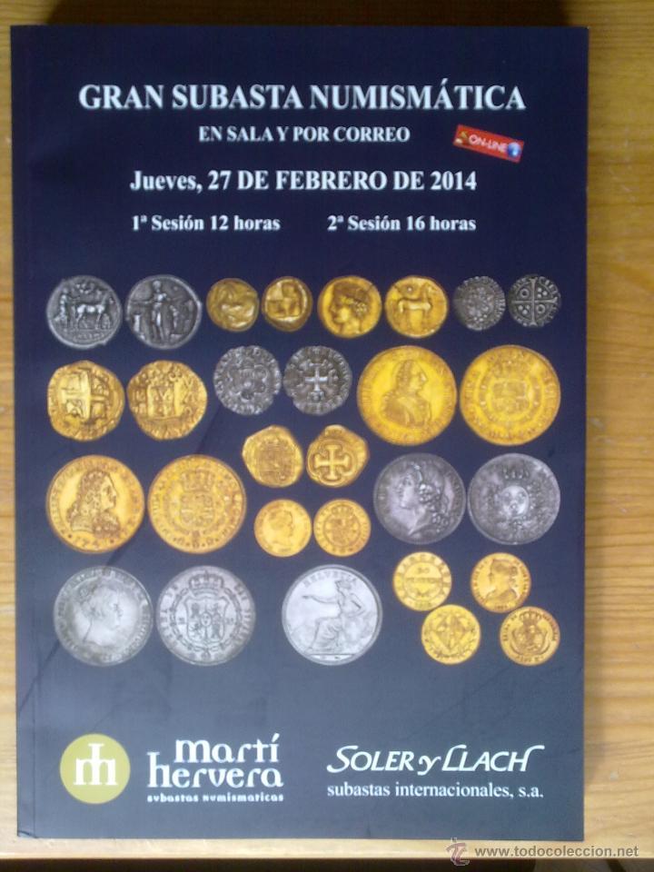 GRAN CATALOGO SUBASTA MUNDIAL MONEDAS DESDE MONEDA GRIEGA A ACTUAL,MONEDAS,BILLETES,MEDALLAS SON MAS (Numismática - Catálogos y Libros)