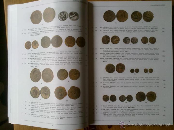 Catálogos y Libros de Monedas: GRAN CATALOGO SUBASTA MUNDIAL MONEDAS DESDE MONEDA GRIEGA A ACTUAL,MONEDAS,BILLETES,MEDALLAS SON MAS - Foto 3 - 42626593