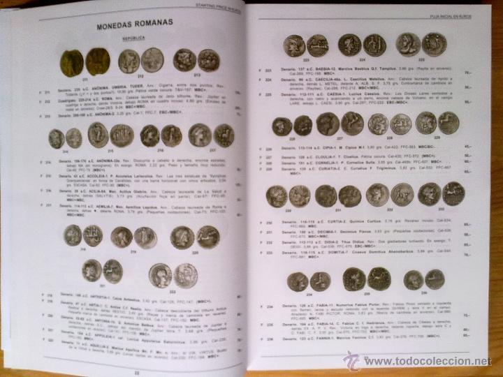 Catálogos y Libros de Monedas: GRAN CATALOGO SUBASTA MUNDIAL MONEDAS DESDE MONEDA GRIEGA A ACTUAL,MONEDAS,BILLETES,MEDALLAS SON MAS - Foto 4 - 42626593