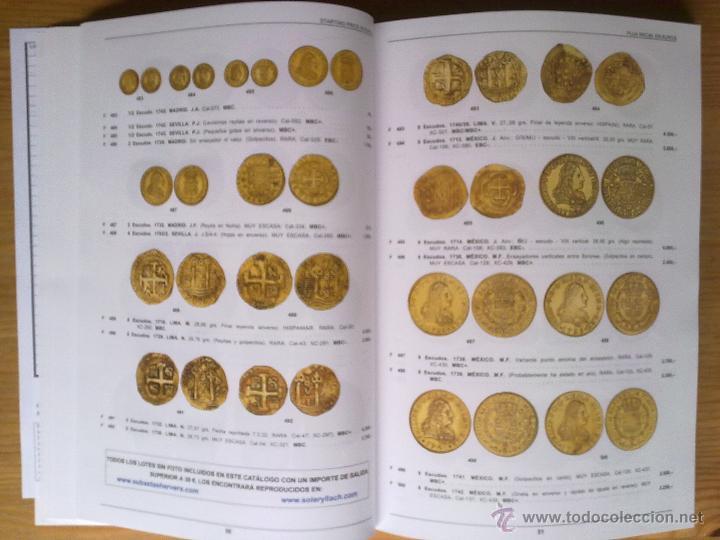 Catálogos y Libros de Monedas: GRAN CATALOGO SUBASTA MUNDIAL MONEDAS DESDE MONEDA GRIEGA A ACTUAL,MONEDAS,BILLETES,MEDALLAS SON MAS - Foto 5 - 42626593