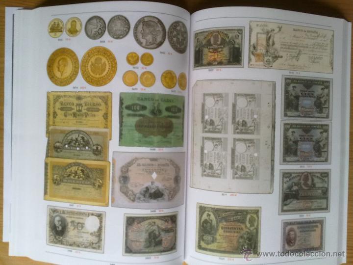 Catálogos y Libros de Monedas: GRAN CATALOGO SUBASTA MUNDIAL MONEDAS DESDE MONEDA GRIEGA A ACTUAL,MONEDAS,BILLETES,MEDALLAS SON MAS - Foto 7 - 42626593