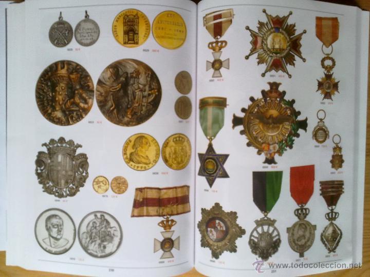 Catálogos y Libros de Monedas: GRAN CATALOGO SUBASTA MUNDIAL MONEDAS DESDE MONEDA GRIEGA A ACTUAL,MONEDAS,BILLETES,MEDALLAS SON MAS - Foto 10 - 42626593
