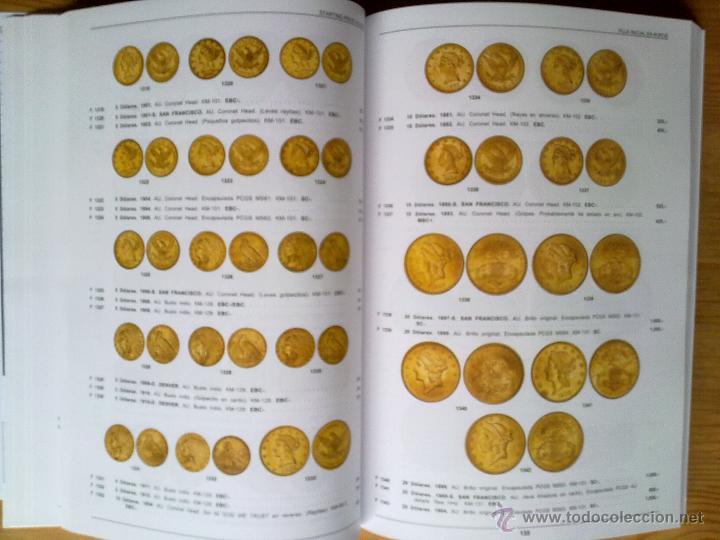 Catálogos y Libros de Monedas: GRAN CATALOGO SUBASTA MUNDIAL MONEDAS DESDE MONEDA GRIEGA A ACTUAL,MONEDAS,BILLETES,MEDALLAS SON MAS - Foto 11 - 42626593