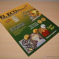 Catálogos y Libros de Monedas: EL ECO FILATÉLICO Y NUMISMÁTICO - Nº 1.213 DICIEMBRE 2012. Lote 42867747