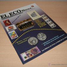 Catálogos y Libros de Monedas: EL ECO FILATÉLICO Y NUMISMÁTICO - Nº 1.212 NOVIEMBRE 2012. Lote 42867772