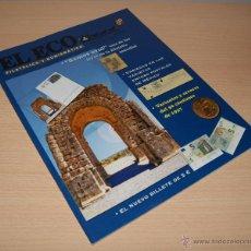 Catálogos y Libros de Monedas: EL ECO FILATÉLICO Y NUMISMÁTICO - Nº 1.215 FEBRERO 2013. Lote 42867815