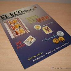 Catálogos y Libros de Monedas: EL ECO FILATÉLICO Y NUMISMÁTICO - Nº 1.217 ABRIL 2013. Lote 42867851