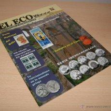 Catálogos y Libros de Monedas: EL ECO FILATÉLICO Y NUMISMÁTICO - Nº 1.219 JUNIO 2013. Lote 42867895