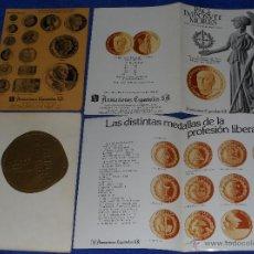 Catálogos y Libros de Monedas: ACUÑACIONES ESPAÑOLAS - CATÁLOGO GENERAL (1974). Lote 43229751