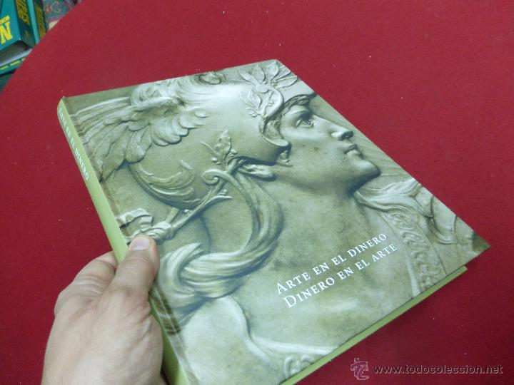 Catálogos y Libros de Monedas: Arte en el dinero. Dinero en el arte. - Salamanca, 2007. - BUEN ESTADO - Foto 2 - 43996308