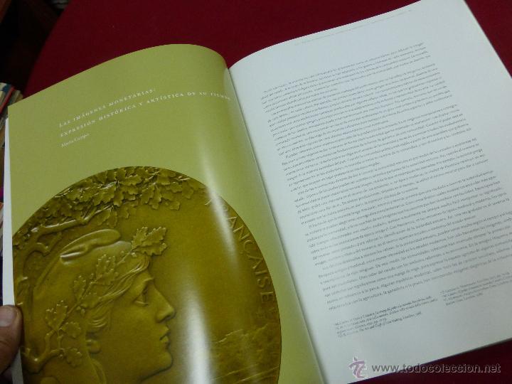 Catálogos y Libros de Monedas: Arte en el dinero. Dinero en el arte. - Salamanca, 2007. - BUEN ESTADO - Foto 3 - 43996308
