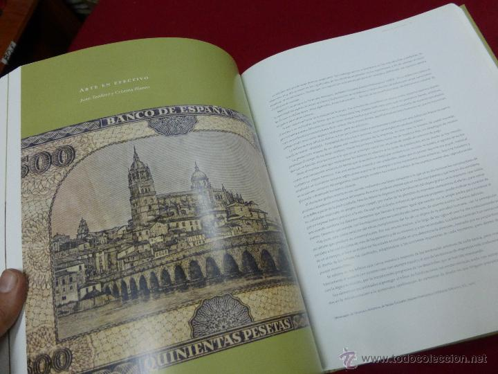 Catálogos y Libros de Monedas: Arte en el dinero. Dinero en el arte. - Salamanca, 2007. - BUEN ESTADO - Foto 5 - 43996308