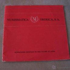 Catálogos y Libros de Monedas: CATALOGO NUMISMATICA IBERICA 1965. Lote 45117376