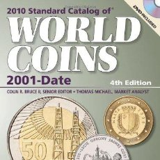 Catálogos y Libros de Monedas: CATÁLOGO DE MONEDAS DEL MUNDO 2001-2009 · FORMATO PAPEL · CATALOG OF WORLD COINS 2001-2009. Lote 45968731