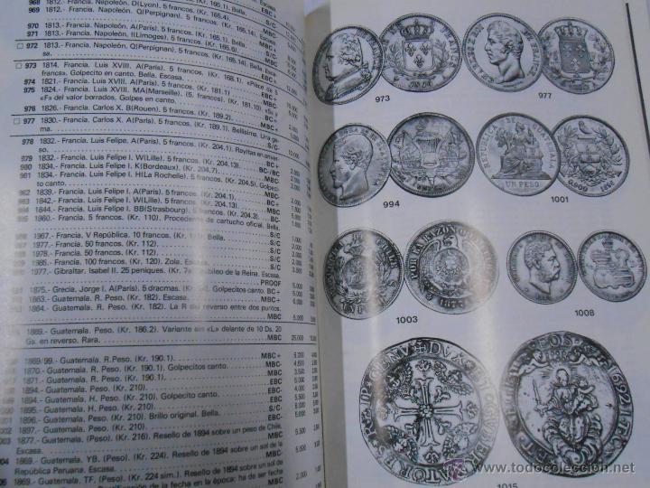 Catálogos y Libros de Monedas: 1535 MONEDAS, BILLETES Y SELLOS. INTERESANTES Y CURIOSOS. SISO DIFUSIONES LERIDA. TDK214 - Foto 2 - 46750366