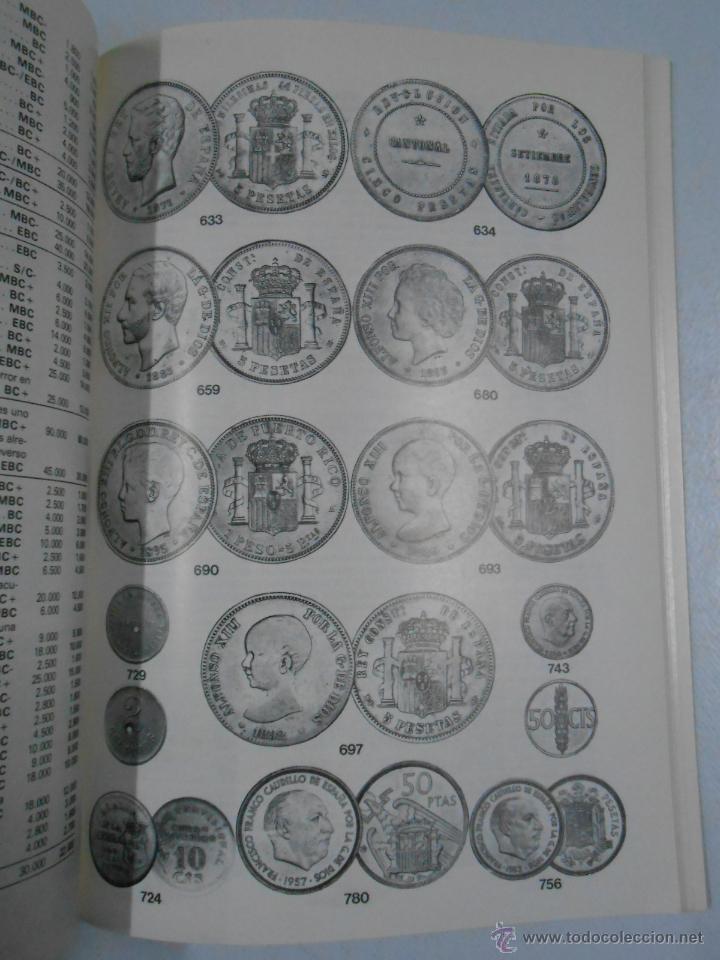 Catálogos y Libros de Monedas: 1540 MONEDAS, BILLETES Y SELLOS INTERESANTS Y CURISOSO. SISO DIFUSIONES LERIDA. TDK214 - Foto 2 - 46750387