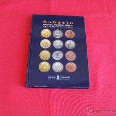 Catálogos y Libros de Monedas: CAYON,SUBASTAS,MONEDAS,MEDALLAS,BILLETES. Lote 46939127