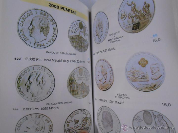 Catálogos y Libros de Monedas: MONEDAS Y BILLETES ESPAÑOLES 1833-2003 Y DE LA UNION EUROPEA. NUMISMATICA CARLOS FUSTER. TDK236 - Foto 2 - 49113358