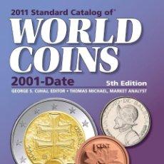 Catálogos y Libros de Monedas: CATÁLOGO MUNDIAL DE MONEDAS 2001-2010 · EDICIÓN 2010. Lote 37520268
