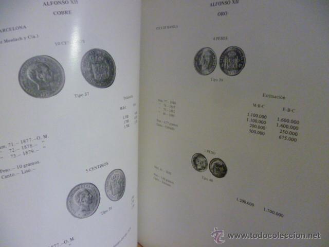 Catálogos y Libros de Monedas: Monedas españolas desde 1868 a 1979 - CALICÓ, Ferrán - Foto 5 - 49696592
