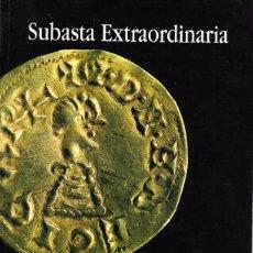 Catálogos y Libros de Monedas: SUBASTA EXTRAORDINARIA. PLIEGO. SEVILLA, 27 MAYO 2000. Lote 49779930