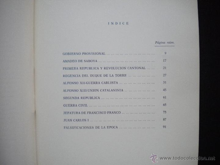 Catálogos y Libros de Monedas: PCBROS - MONEDAS ESPAÑOLAS DESDE 1868 A 1977 - FERRÁN CALICÓ - JOAQUIÍN TRIGO - 1977 - Foto 5 - 50677860