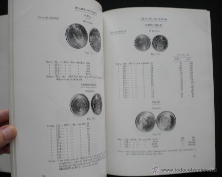 Catálogos y Libros de Monedas: PCBROS - MONEDAS ESPAÑOLAS DESDE 1868 A 1977 - FERRÁN CALICÓ - JOAQUIÍN TRIGO - 1977 - Foto 7 - 50677860
