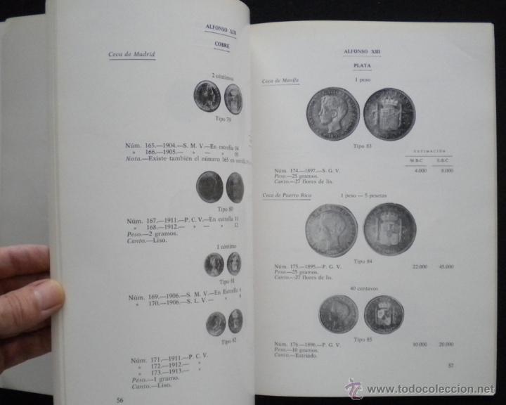 Catálogos y Libros de Monedas: PCBROS - MONEDAS ESPAÑOLAS DESDE 1868 A 1977 - FERRÁN CALICÓ - JOAQUIÍN TRIGO - 1977 - Foto 10 - 50677860