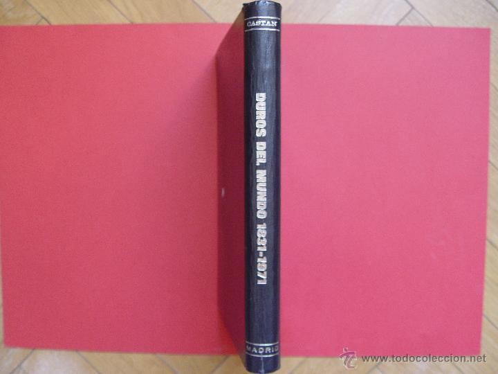 Catálogos y Libros de Monedas: Catálogo DUROS DEL MUNDO 1831-1971 (Castan, 1970). Numismática ¡Coleccionista! - Foto 2 - 51120910