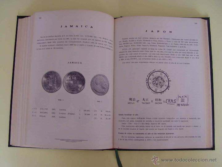 Catálogos y Libros de Monedas: Catálogo DUROS DEL MUNDO 1831-1971 (Castan, 1970). Numismática ¡Coleccionista! - Foto 6 - 51120910