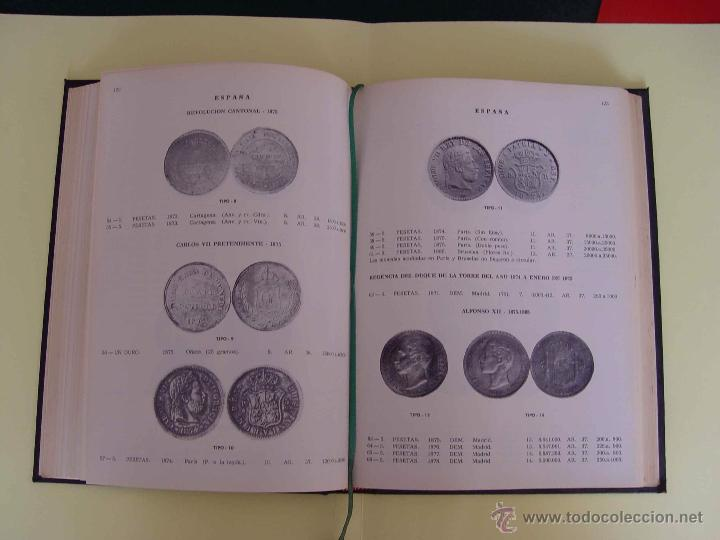 Catálogos y Libros de Monedas: Catálogo DUROS DEL MUNDO 1831-1971 (Castan, 1970). Numismática ¡Coleccionista! - Foto 7 - 51120910