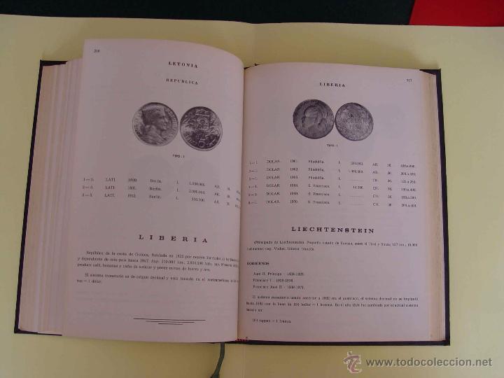 Catálogos y Libros de Monedas: Catálogo DUROS DEL MUNDO 1831-1971 (Castan, 1970). Numismática ¡Coleccionista! - Foto 8 - 51120910
