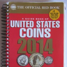 Catálogos y Libros de Monedas: UNITED STATES COINS 2014. 67 EDITION.. Lote 51492727
