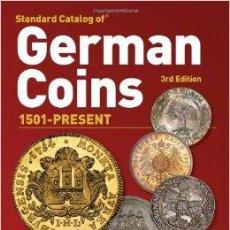 Catalogues et Livres de Monnaies: CATÁLOGO DE MONEDAS DE ALEMANIA 1501-2012 · CATALOG OF GERMAN COINS 1501-PRESENT. Lote 52584791