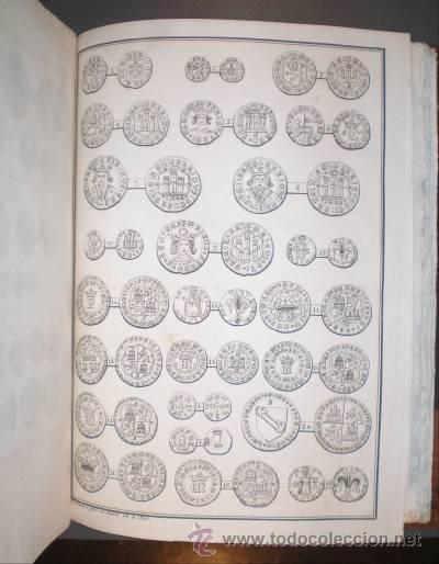 SAEZ, LICINIANO: DEMOSTRACION HISTORICA DEL VERDADERO VALOR DE TODAS LAS MONEDAS... 1805 (Numismática - Catálogos y Libros)