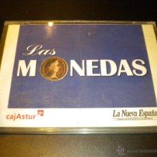 Catálogos y Libros de Monedas: COLECCION MONEDAS Y BILLETES LA NUEVA ESPAÑA / COMPLETA. Lote 52959145