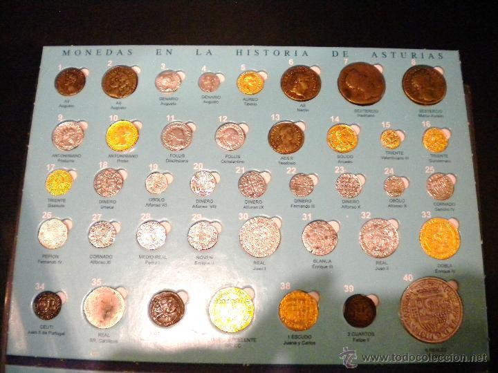 Catálogos y Libros de Monedas: Coleccion monedas y billetes la nueva españa / Completa - Foto 2 - 52959145