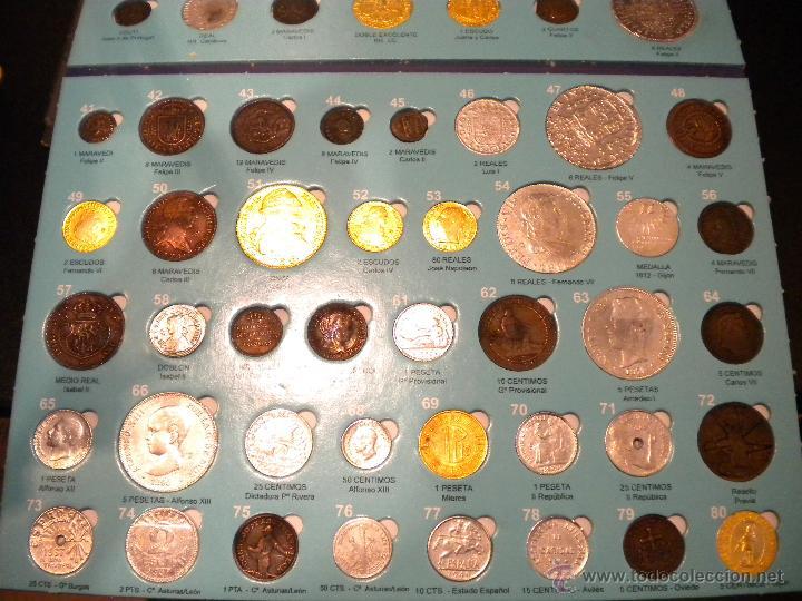 Catálogos y Libros de Monedas: Coleccion monedas y billetes la nueva españa / Completa - Foto 3 - 52959145