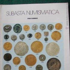 Catálogos y Libros de Monedas - Catalogo subasta numismatica - 53611004