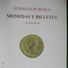 Catálogos y Libros de Monedas - Subasta numismática catalogo - 53611050
