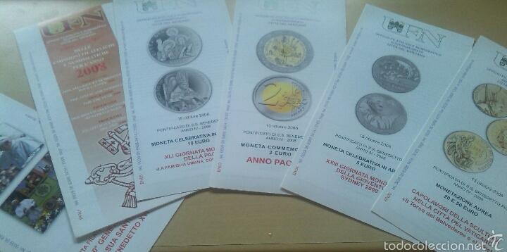 lote folletos ufn ufficio filatelico e numismat - Comprar ...