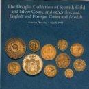 Catálogos y Libros de Monedas: CATALOGO DE MONEDAS SPINK. AÑO 1997. MONEDAS ESCOCESAS DE ORO Y PLATA -- (REF-HAMIMU1CEES2). Lote 147394961
