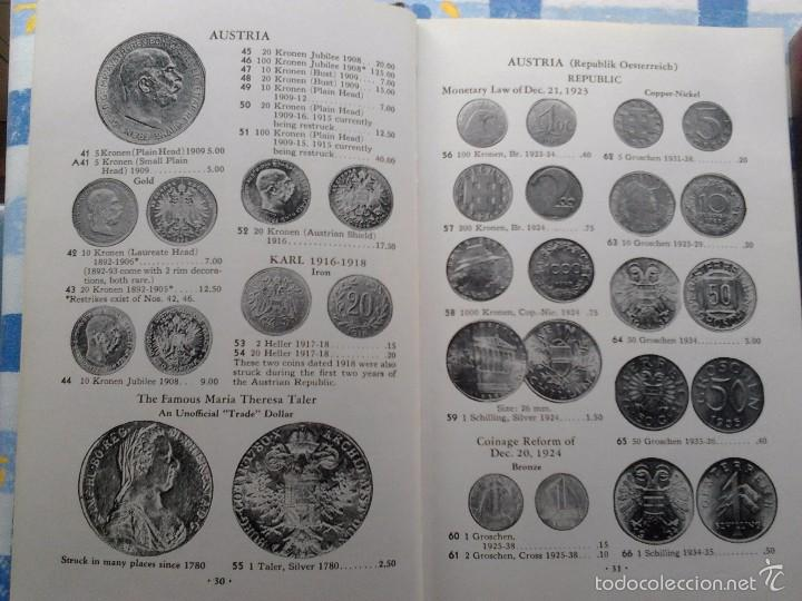 Catálogos y Libros de Monedas: A CATALOG OF MODERN WORLD COINS, R.S.YEOMAN, SIXTH (1964) & EIGHTH EDITION (1968), - Foto 2 - 55378176