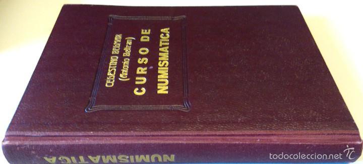 Catálogos y Libros de Monedas: ARQUEOLOGIA,LIBRO CURSO DE NUMISMATICA,AÑO 1943,DRACMA,DENARIO,AS,ESTUDIO DE LA MONEDA,MUY ILUSTRADO - Foto 8 - 57755635