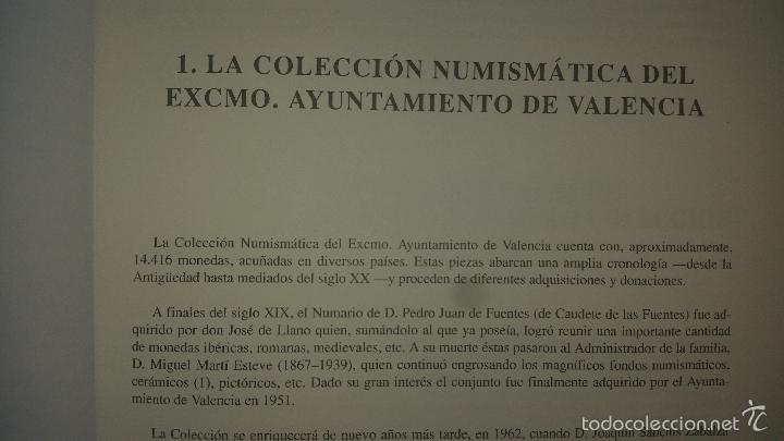 Catálogos y Libros de Monedas: EL MONETARIO DEL AYUNTAMIENTO DE VALENCIA Las monedas antiguas de cecas valencianas .Asins sabina - Foto 3 - 58104627