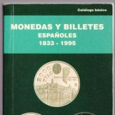 Catálogos y Libros de Monedas - CATALOGO MONEDAS Y BILLETES ESPAÑOLES 1833-1995 - CARLOS FUSTER - 64410597