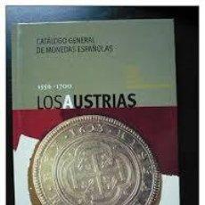 Catálogos y Libros de Monedas: AUSTRIAS 1556-1700, LOS (. Lote 58856131